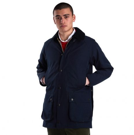 Veste Barbour Slim Beaufort Navy