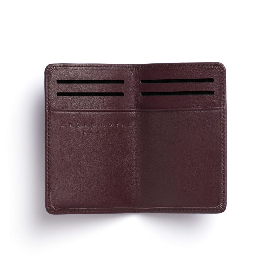 la024-bordeaux-burgundy-card-holder-open-scaled