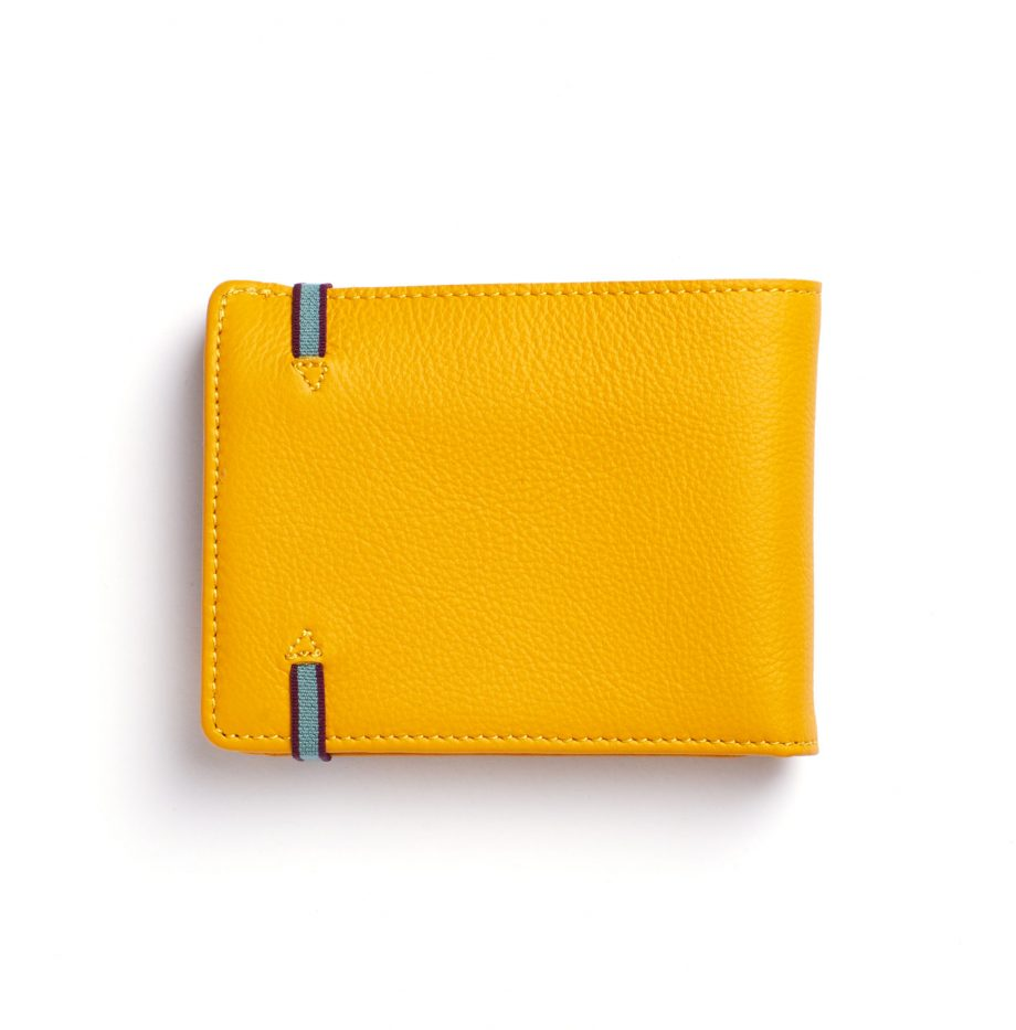 la901-jaune-yellow-minimalist-wallet-with-coin-pocket-back-scaled
