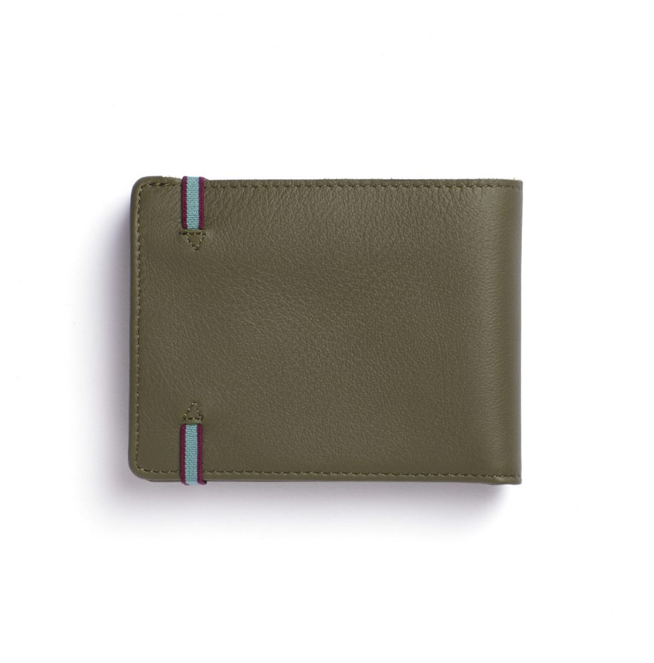 la901-kaki-minimalist-wallet-with-coin-pocket-back-scaled