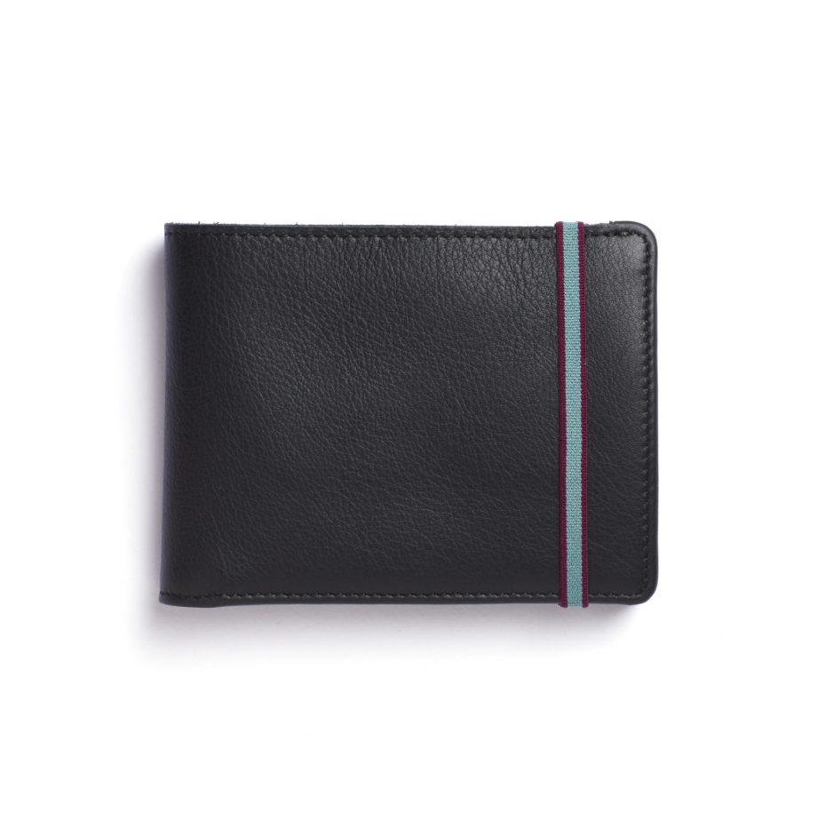 la901-noir-black-minimalist-wallet-with-coin-pocket-front-scaled