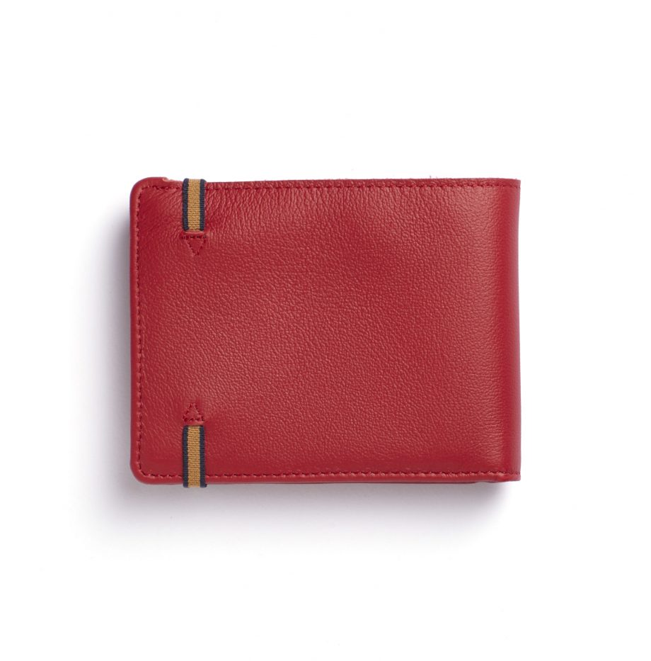 la901-rouge-red-minimalist-wallet-with-coin-pocket-back-scaled