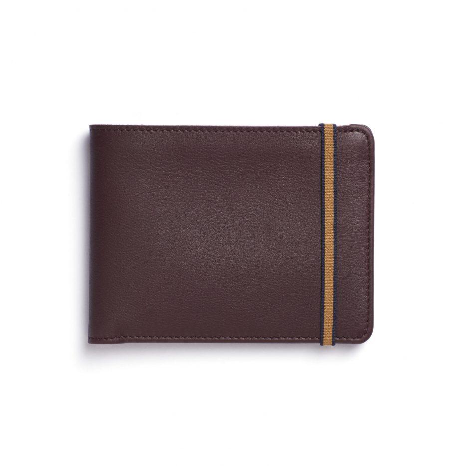 la902-bordeaux-burgundy-minimalist-wallet-front-scaled
