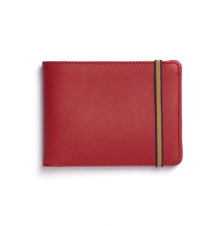 la902-rouge-red-minimalist-wallet-front-scaled