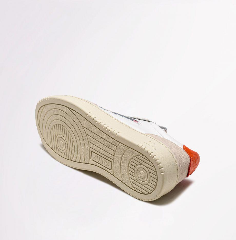 Basket_Autry_Medalist_White : Orange_4