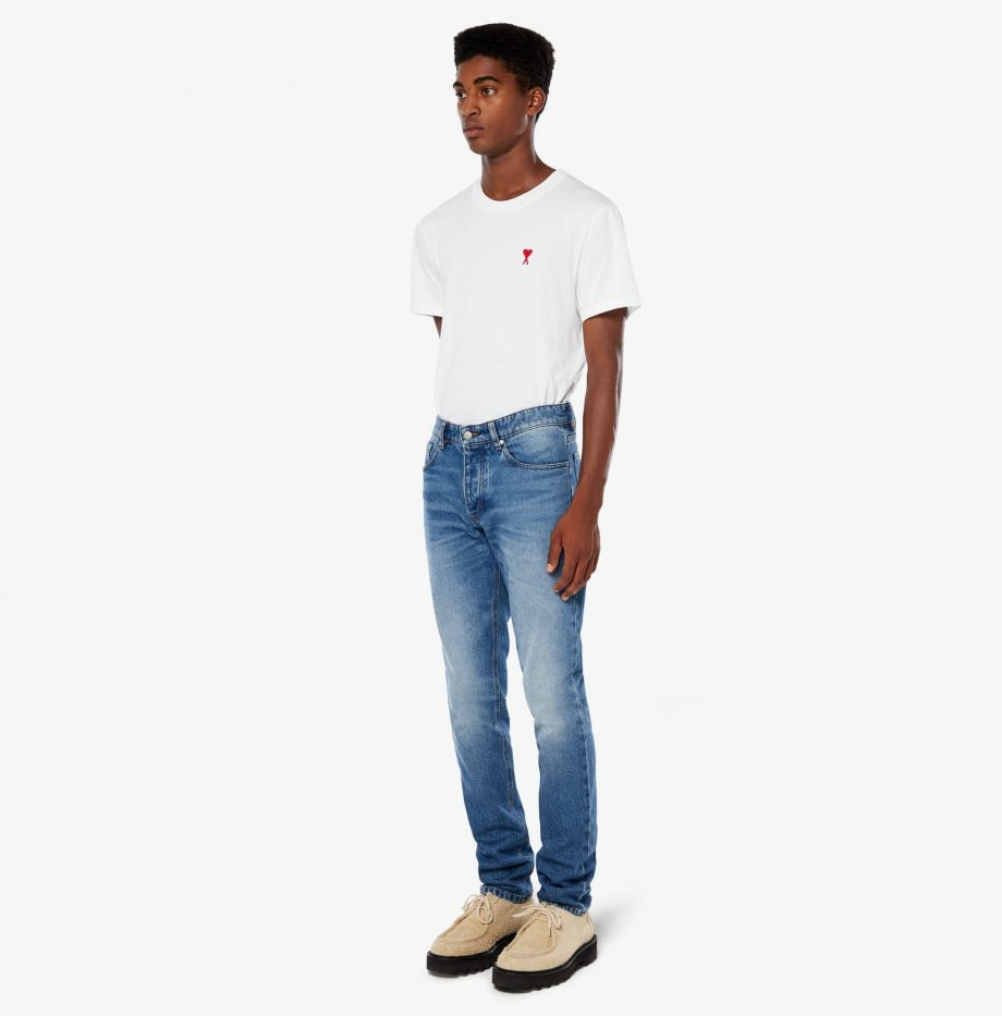 Jeans_Ami_Fit_Bleu_Used