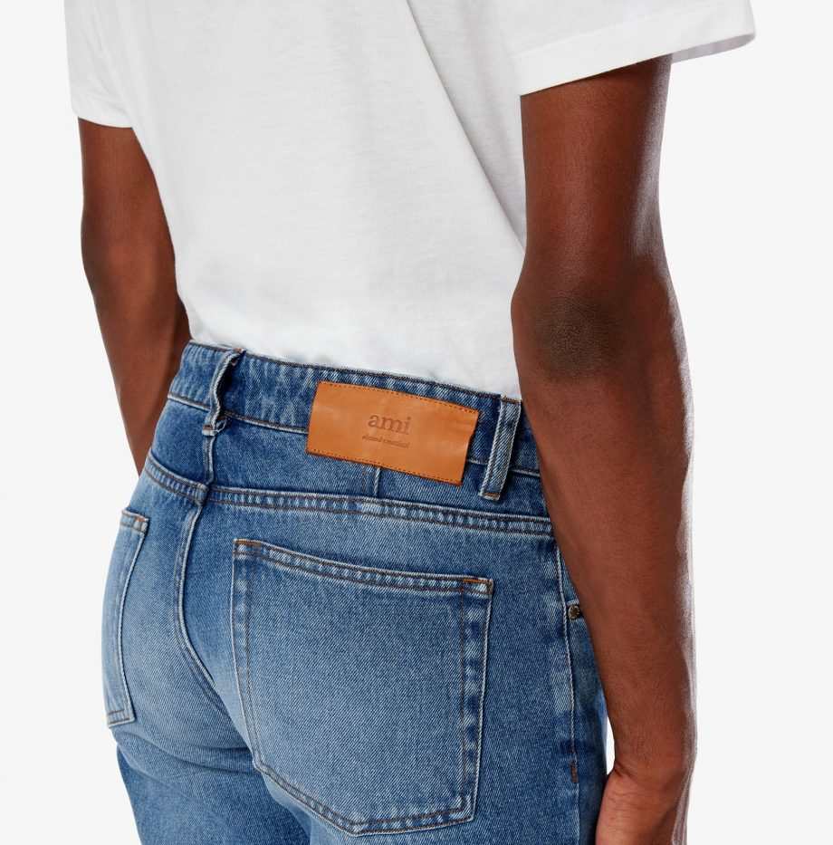 Jeans_Ami_Fit_Bleu_Used_3
