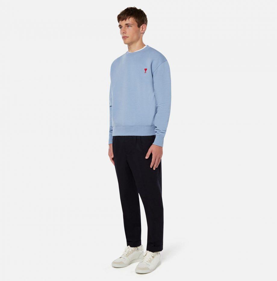 Sweatshirt_Ami_de_Coeur_Bleu_Clair