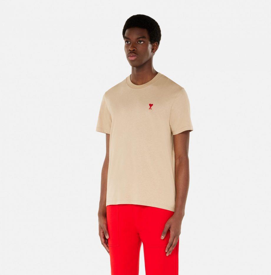 T-shirt_Ami_de_Coeur_Beige_2