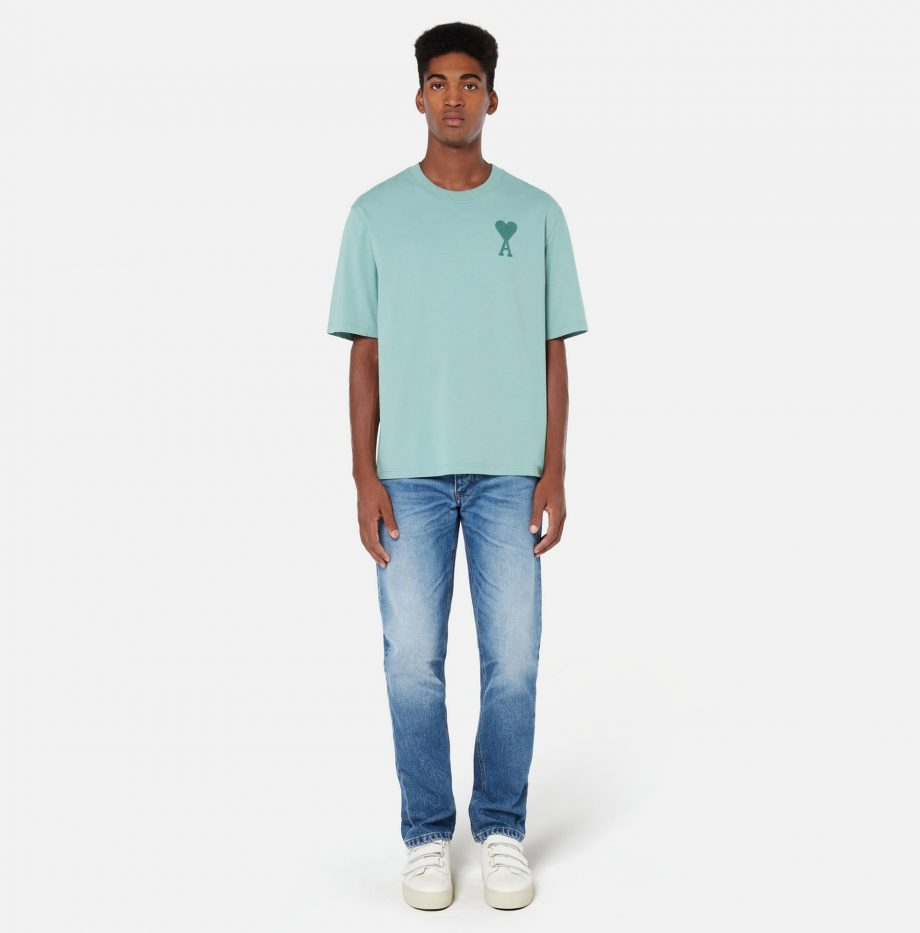T-shirt_Ami_de_Coeur_Vert_d'Eau