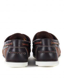 Chaussures Bateau Capstan Barbour Brandy