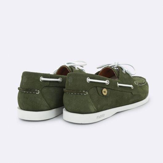 Chaussures_Bateau_Larch_Faguo_Kaki