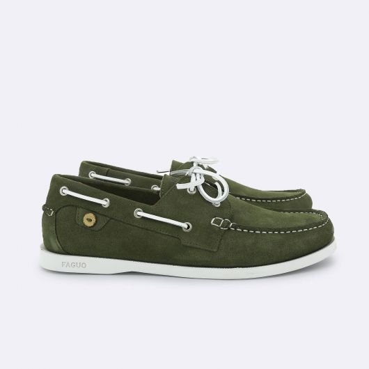 Chaussures_Bateau_Larch_Faguo_Kaki_4