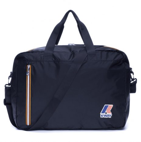 Duffle K-Pocket Sac de Sport K-Way Marine