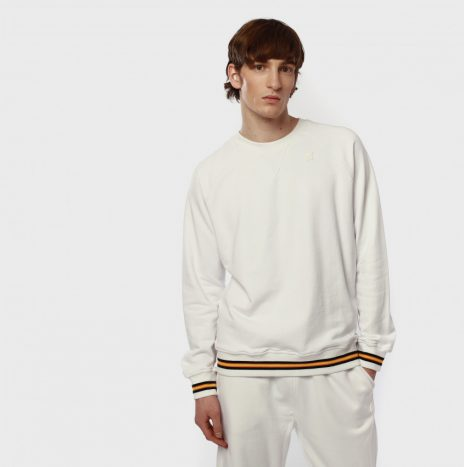 Emanuel Sweat K-Way Blanc