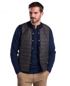 Essential Gilet Barbour Navy