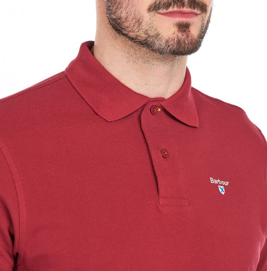 Polo_Barbour_Sport_Polo_Biking_Red_4