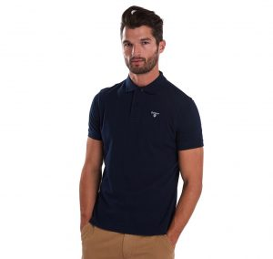 Polo Barbour Sports Polo New Navy