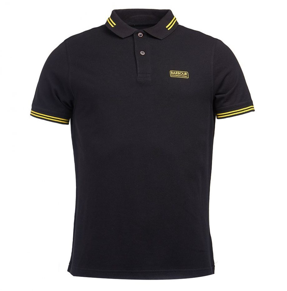 Polo_Essential_Tipped_Barbour_International_Black