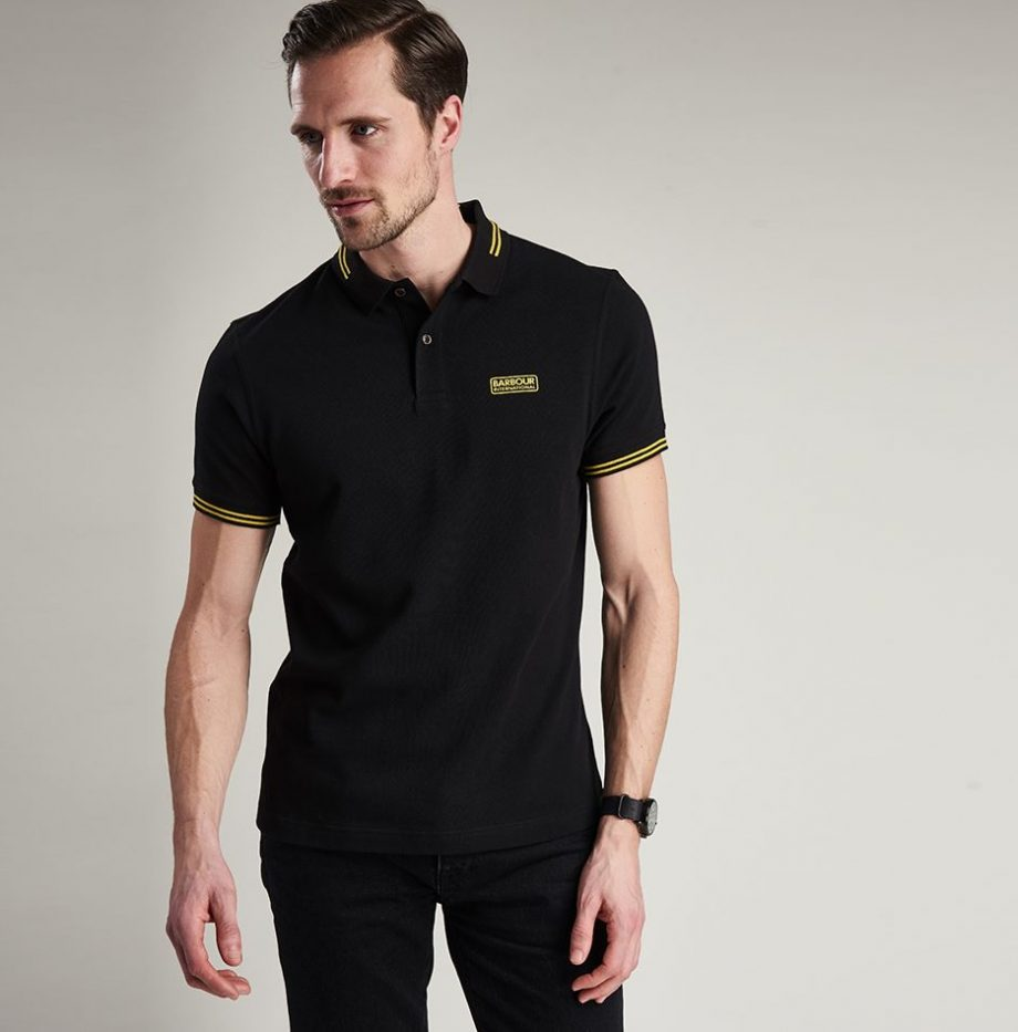 Polo_Essential_Tipped_Barbour_International_Black_2