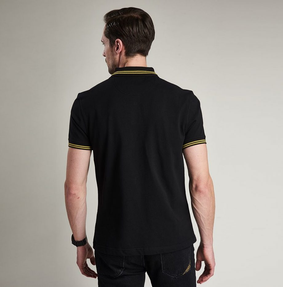 Polo_Essential_Tipped_Barbour_International_Black_3