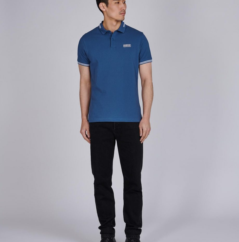 Polo_Essential_Tipped_Barbour_International_Mid_Blue_4