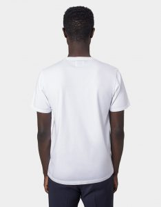 Tee-Shirt Classic Organic Colorful Standard Optical White