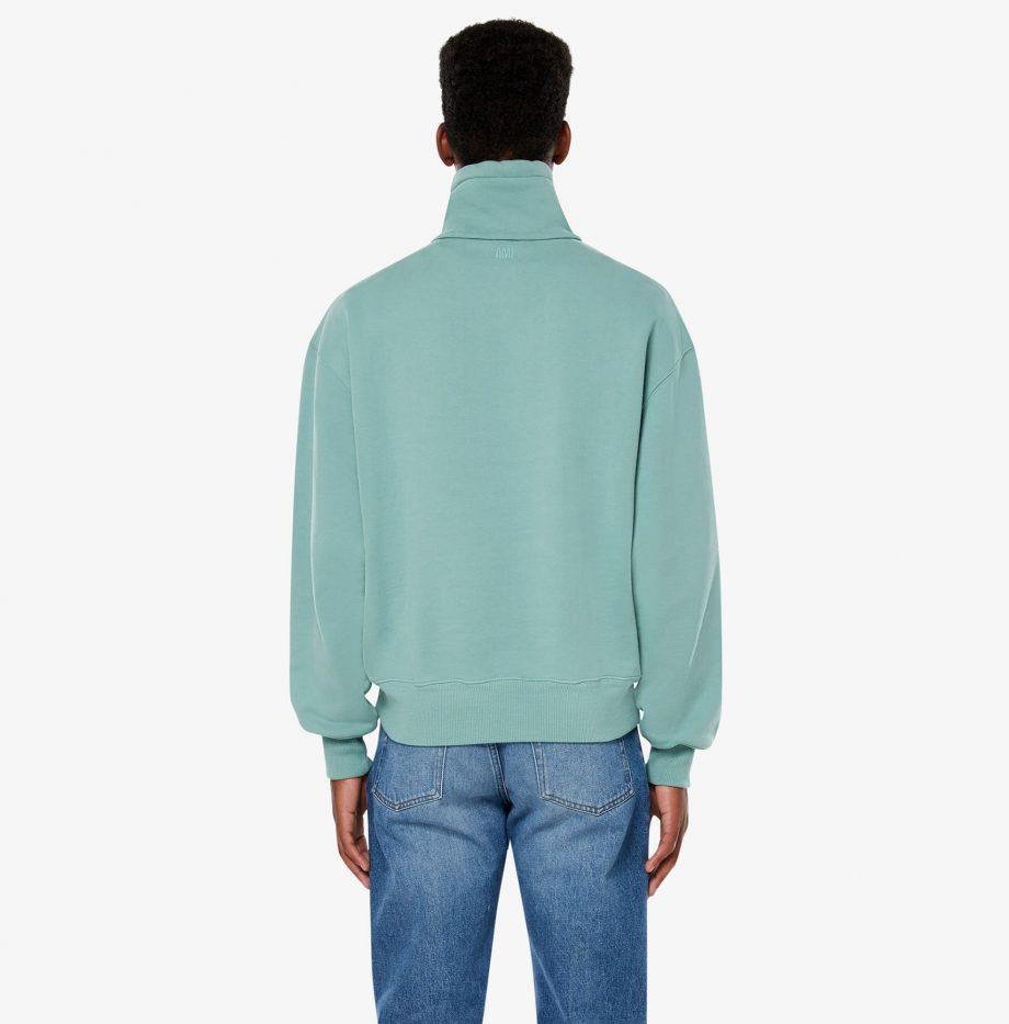 Sweatshirt_Zippe_Ami_de_Coeur_Vert_d'Eau_3