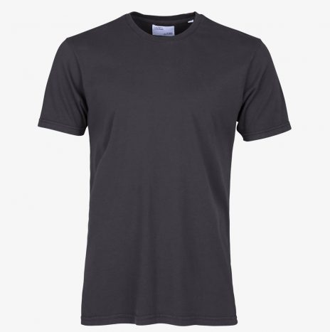 Tee-Shirt Classic Organic Colorful Standard Lava Grey