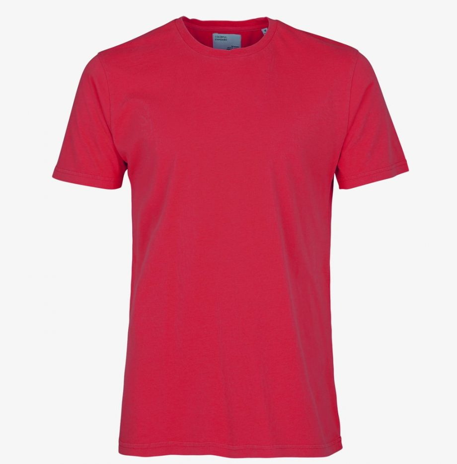 Tee-Shirt_Classic_Organic_Colorful_Standard_Scarlet_Red
