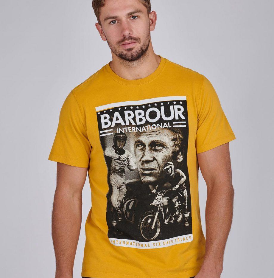Tee-Shirt_Combo_STEVE_MCQUEEN™_Barbour_Harvest_Gold
