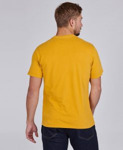 Tee-Shirt Combo STEVE MCQUEEN™ Barbour Harvest Gold