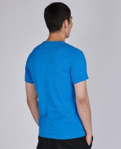 Tee-Shirt Greenwood Barbour Pure BlueTee-Shirt Greenwood Barbour Pure Blue