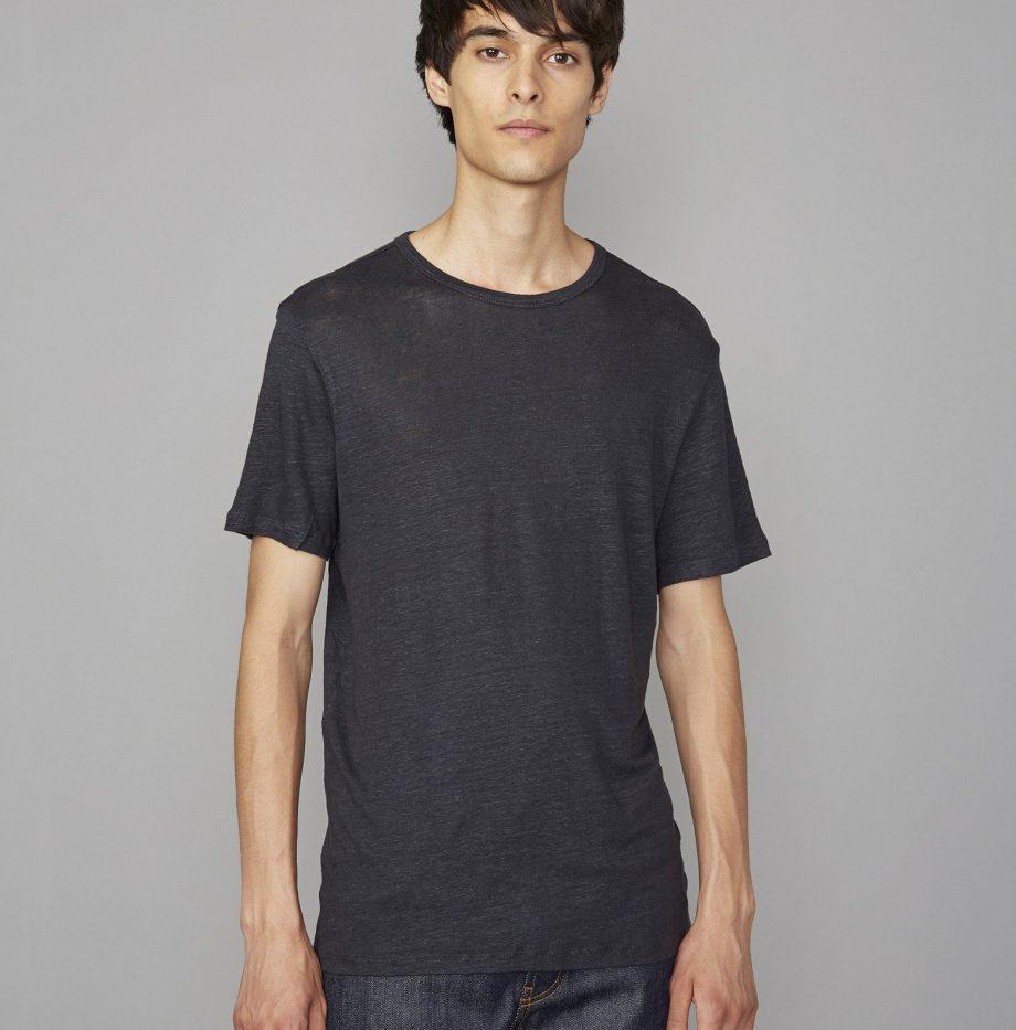 Tee-Shirt_Lin_Officine_Générale_Marine