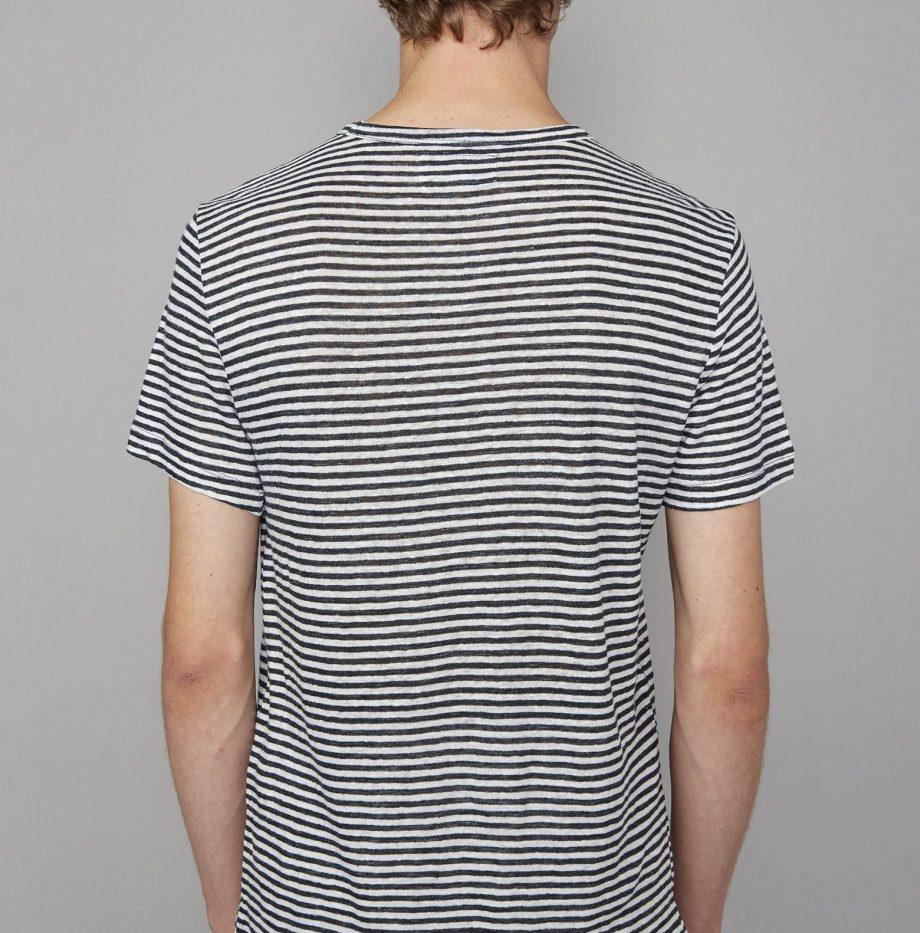 Tee-Shirt_Lin_Rayé_Officine_Générale_Black:White_4