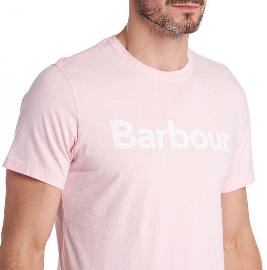 Tee-Shirt_Logo_Barbour_Chalk_Pink_2