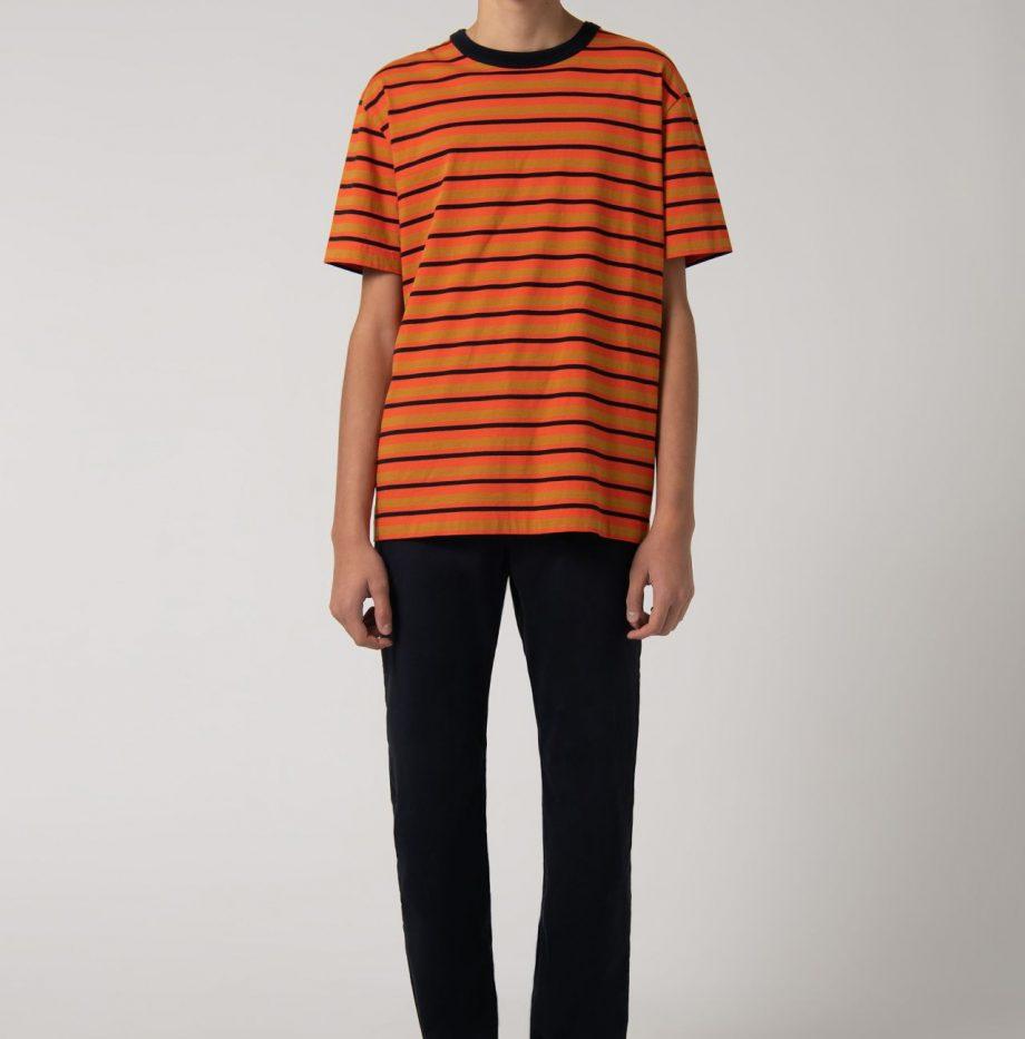 Tee-Shirt_Mate_Loreak_Mendian_Orange