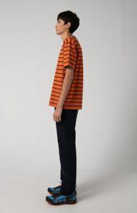 Tee-Shirt Mate Loreak Mendian Orange