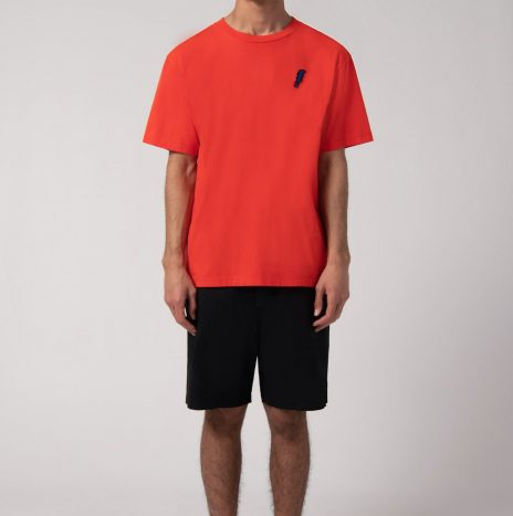 Tee-Shirt Mation Loreak Mendian Orange