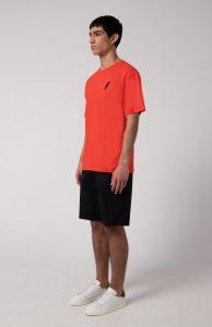 Tee-Shirt Mation Loreak Mendian Orange