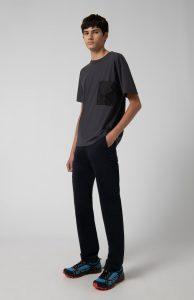 Tee-Shirt Slab Loreak Mendian Anthracite