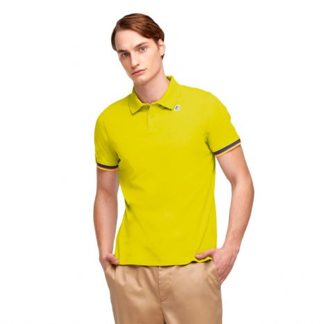 Vincent Polo K-Way Green Lime