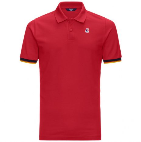 Vincent Polo K-Way Red