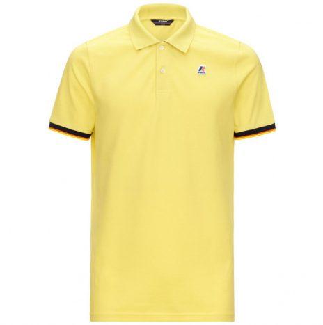 Vincent Polo K-Way Yellow Lemon