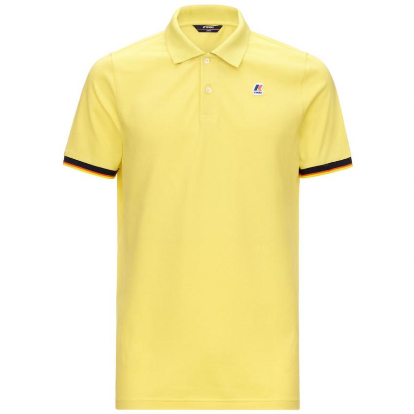 Vincent_Polo_K-Way_Yellow_Lemon