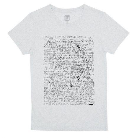 Aux Larmes T-Shirt StepArt Chantilly