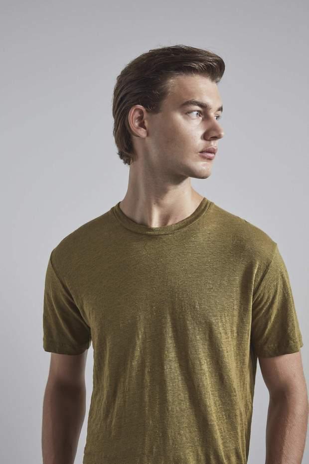 Dylan_Tee-Shirt_NN07_Olive_Green