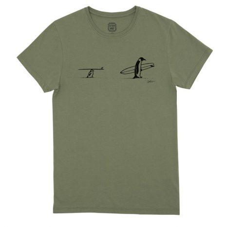 Father & Son T-Shirt StepArt Lichen