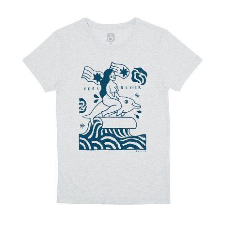 Feel Better T-Shirt StepArt Chantilly