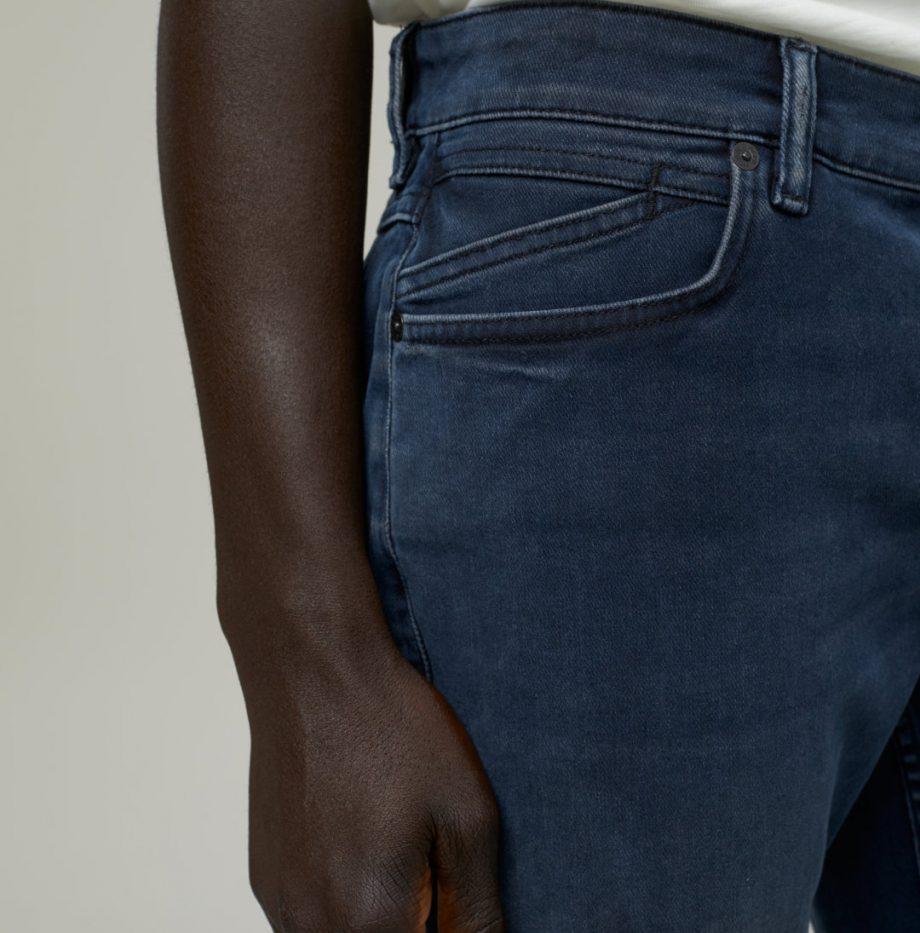 Jeans Unity Slim Closed Blue/Black